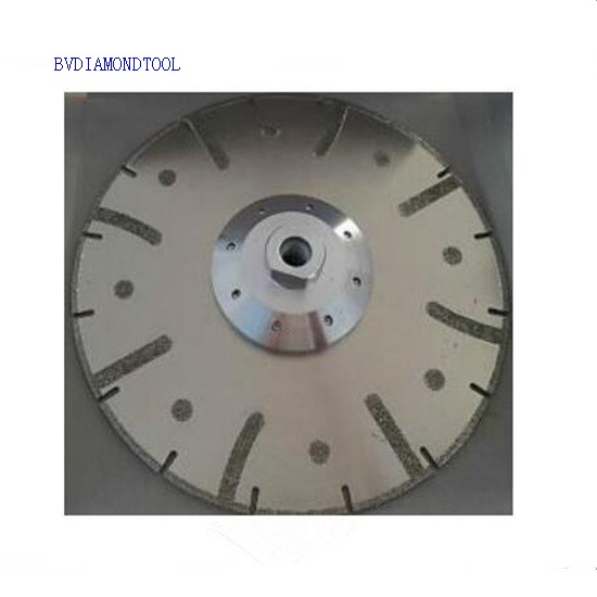 Electroplated Diamond Blade Snaking