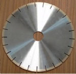 U slot diamond saw blade for marble cutting