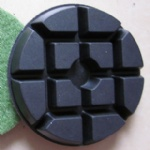 Diamond Floor Pads For Concrete And Stone
