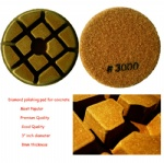 Resin Bond Diamond Pads For Floor Polishing