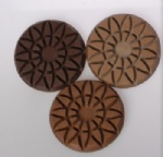 Sunflower Diamond Polishing Pads For Stone