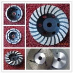 Diamond Turbo Cup Grinding Wheel For Concrete,Granite,Marble